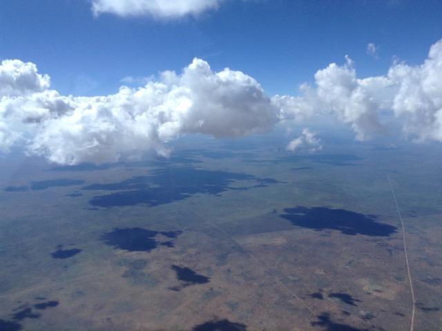 Der Konvergenz entlang nach Botswana