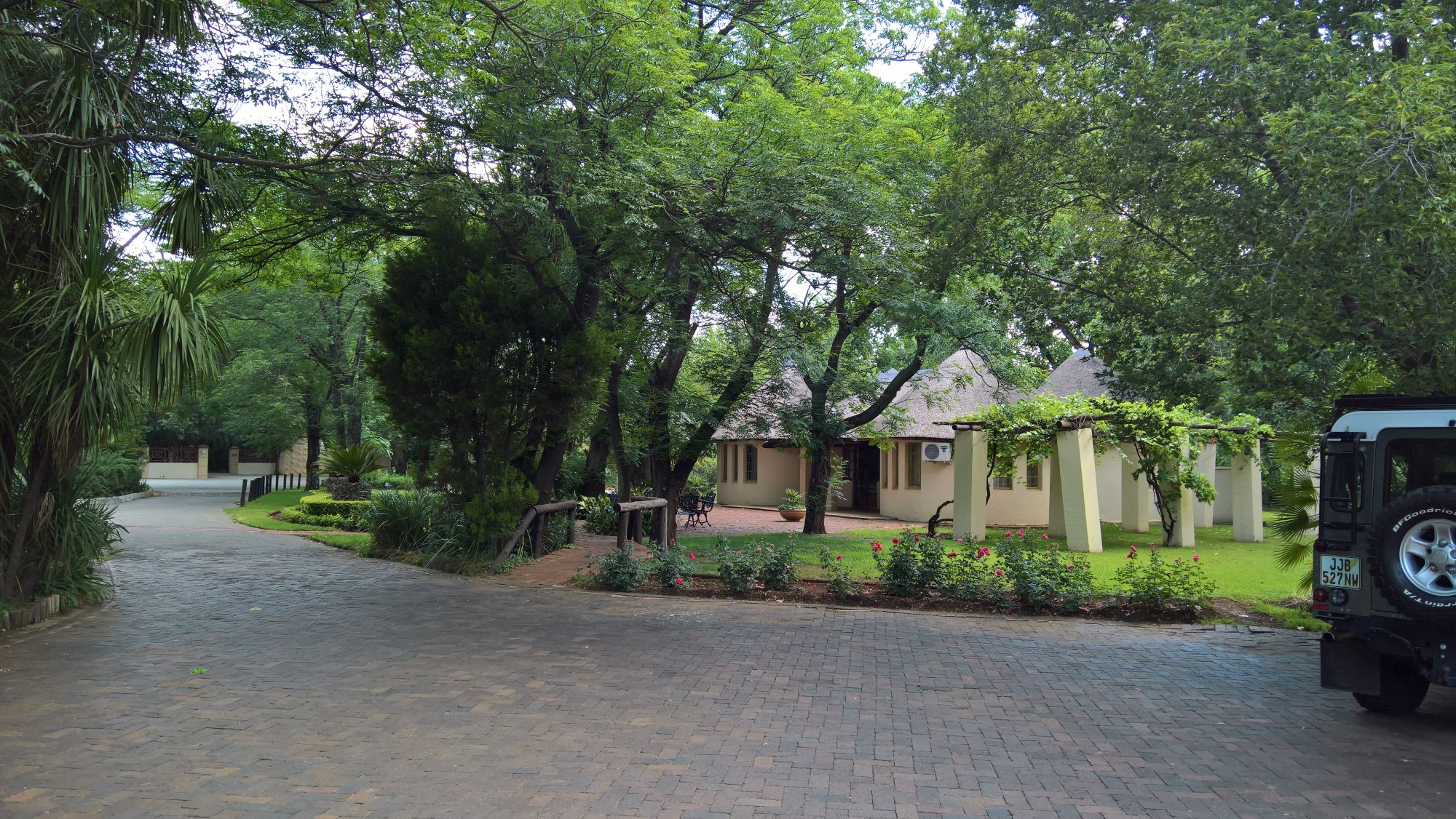 Lodge in Potch