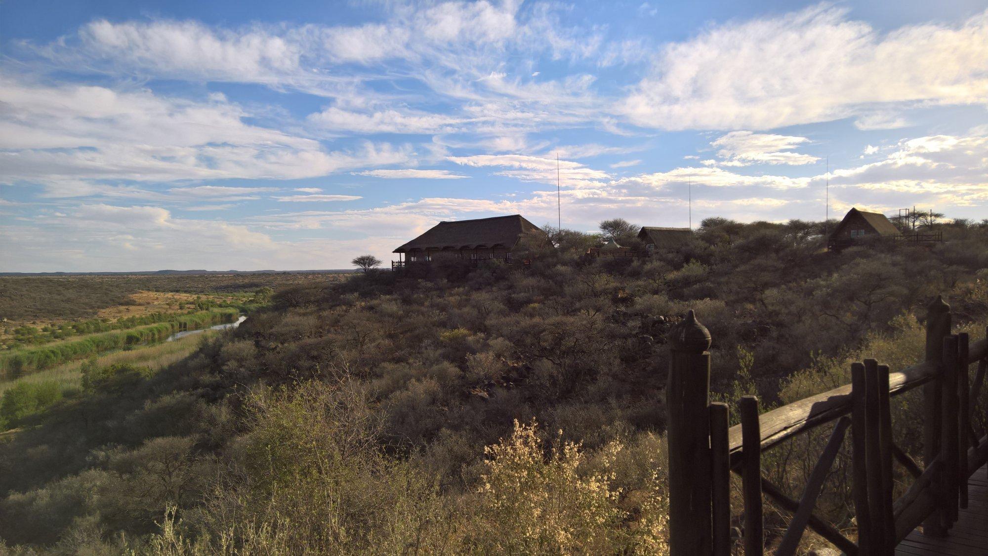 Unterbringung im National-Park