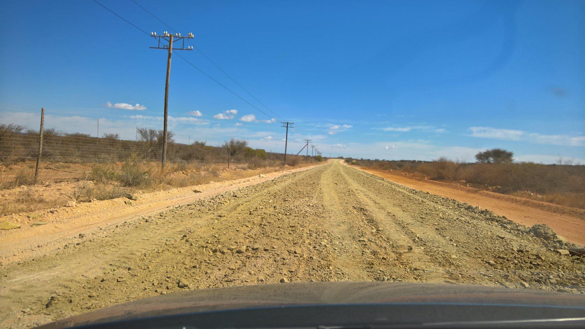 Gravel - Road
